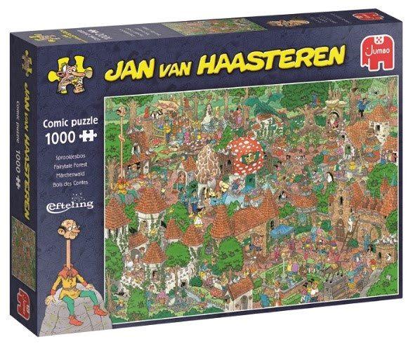Jan van Haasteren sprookjesbos