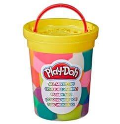 Play Doh pot