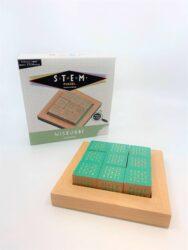 Stem puzzel wiskunde Sudoku