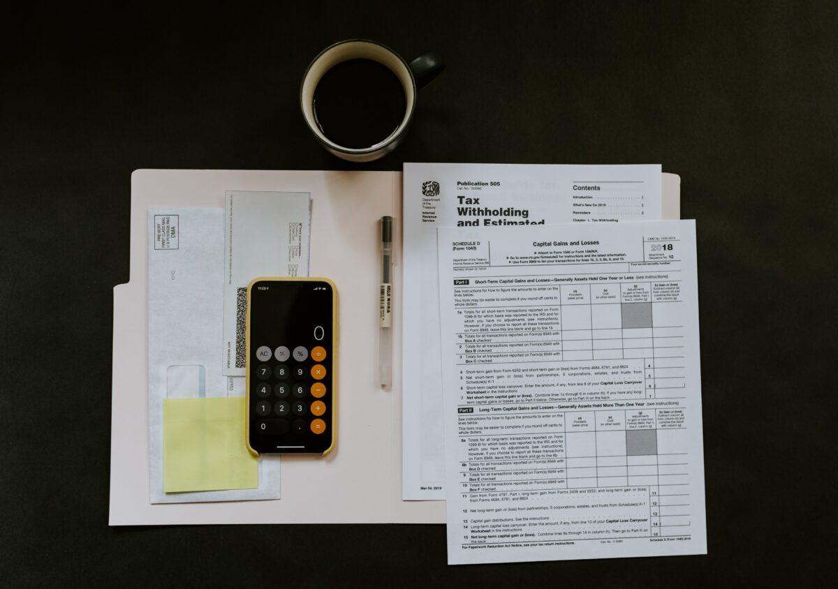 boekhouden papieren calculator