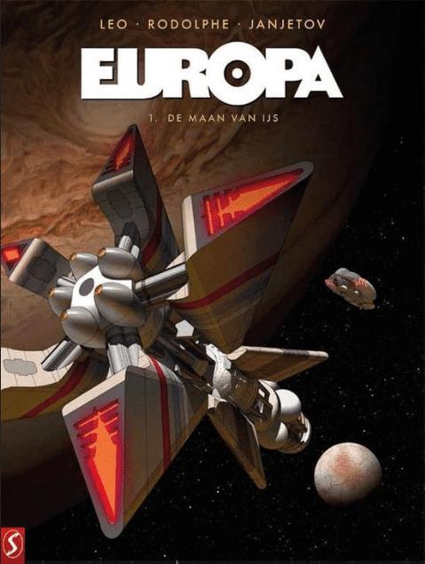 Europa 1: De Maan van IJs