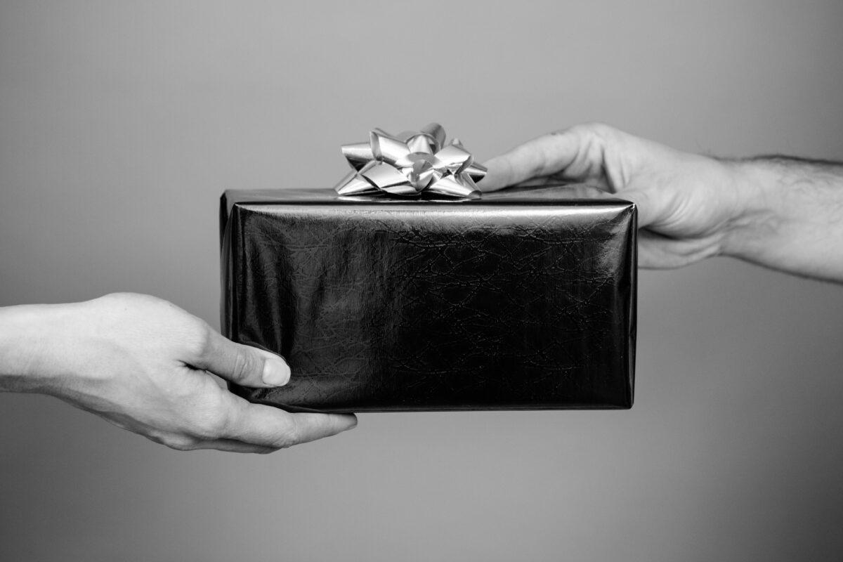 persoonlijk cadeau