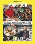 Cover MANFOOD delicious plat