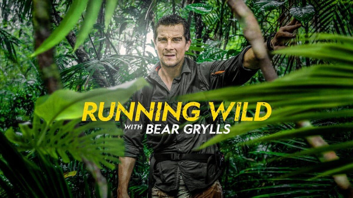 Running Wild met Bear Grylls