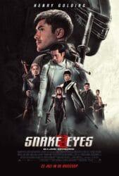 Snack Eyes GI Joe poster