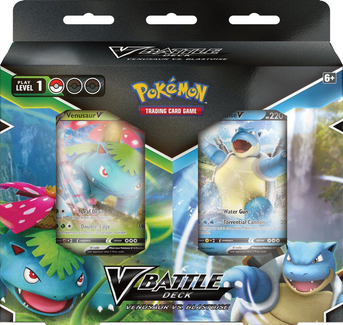 pokemon tcg v battledeck
