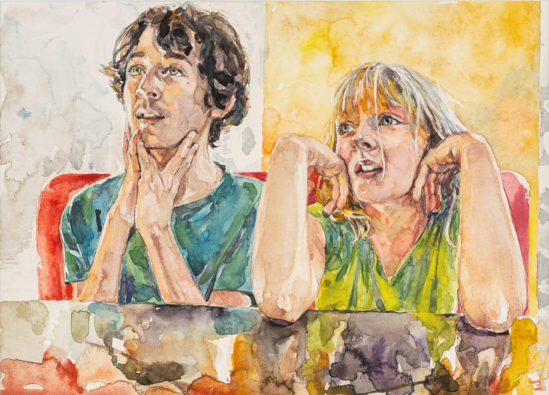 Nederlandse portretkunstwerken in Slot Zeist