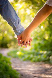 relatie hand in hand