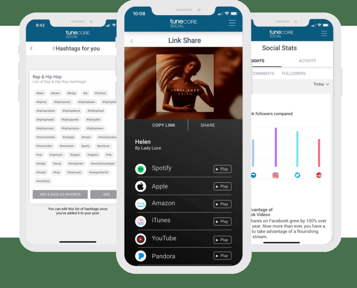 tunecore app