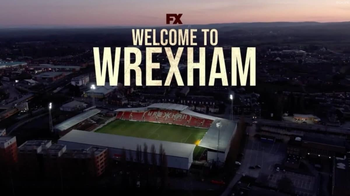 welcome to wrexham