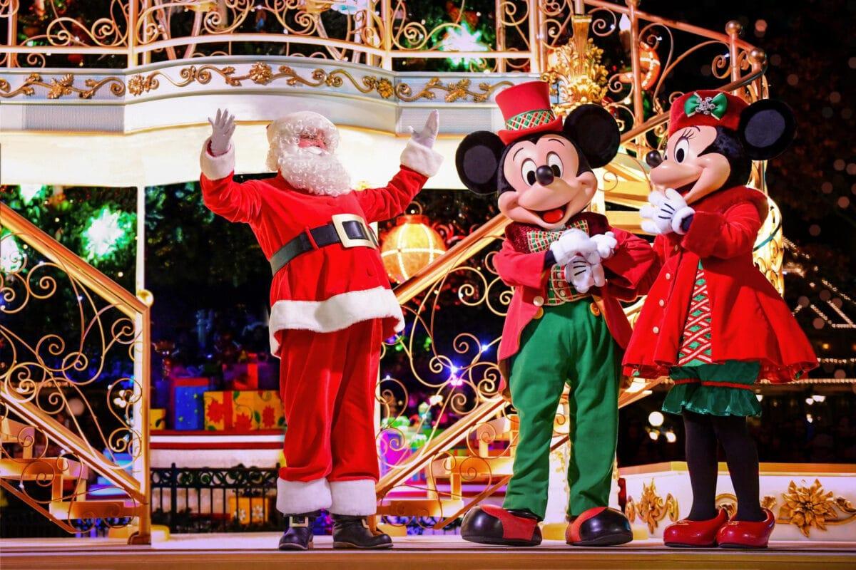 Disneyland Parijs kerst 2