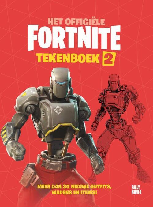 Het officiële Fortnite Tekenboek 2