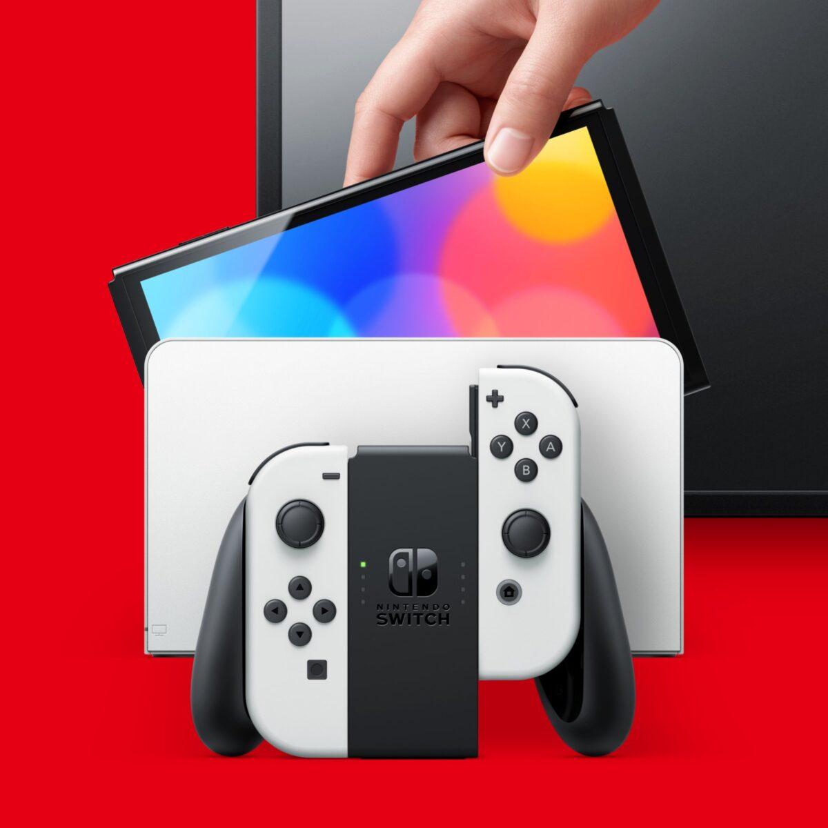 Nintendo Switch 7 inch OLED