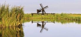 Noord Holland Wormer en Jisperveld