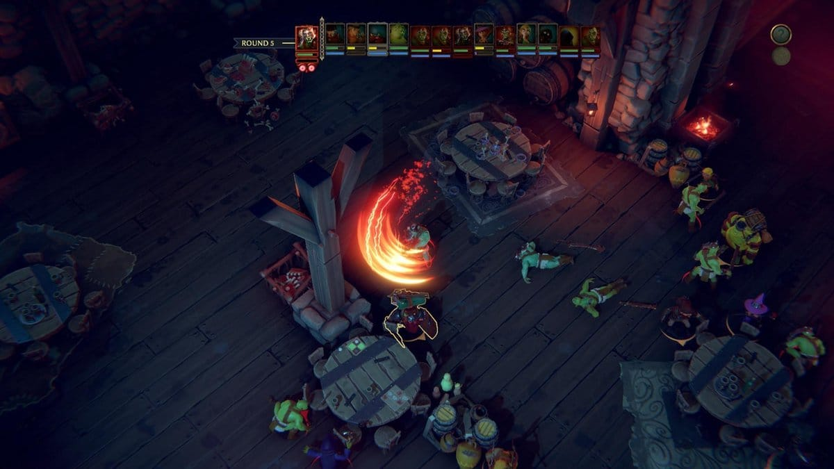 The Dungeon of Naheulbeuk The Amulet of Chaos Chicken Edition screenshot 1