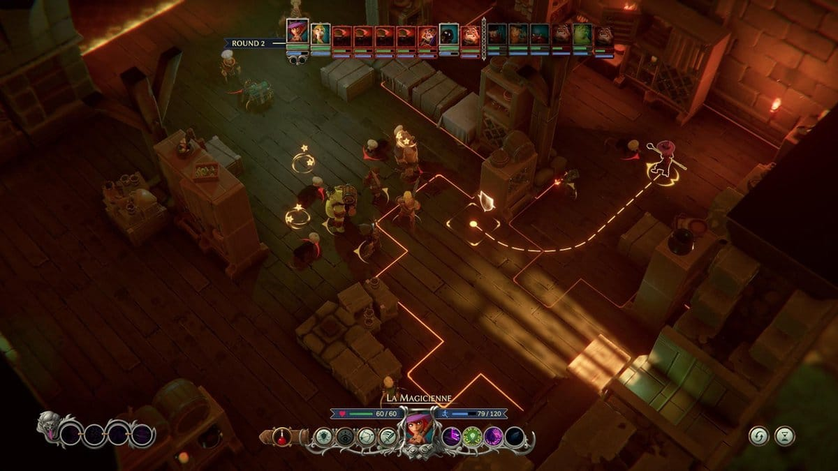 The Dungeon of Naheulbeuk The Amulet of Chaos Chicken Edition screenshot 3