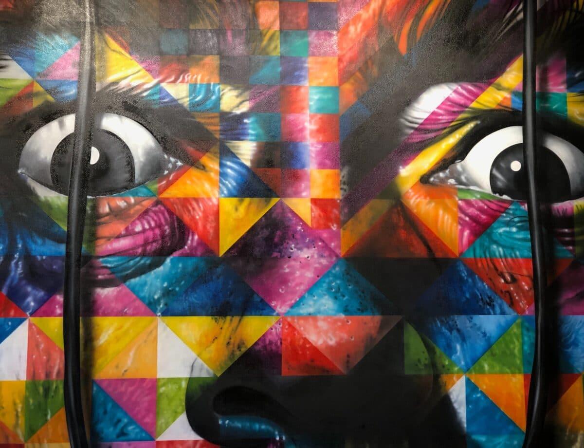 abstracte kunst salvador dali