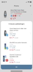 app promo deodorant