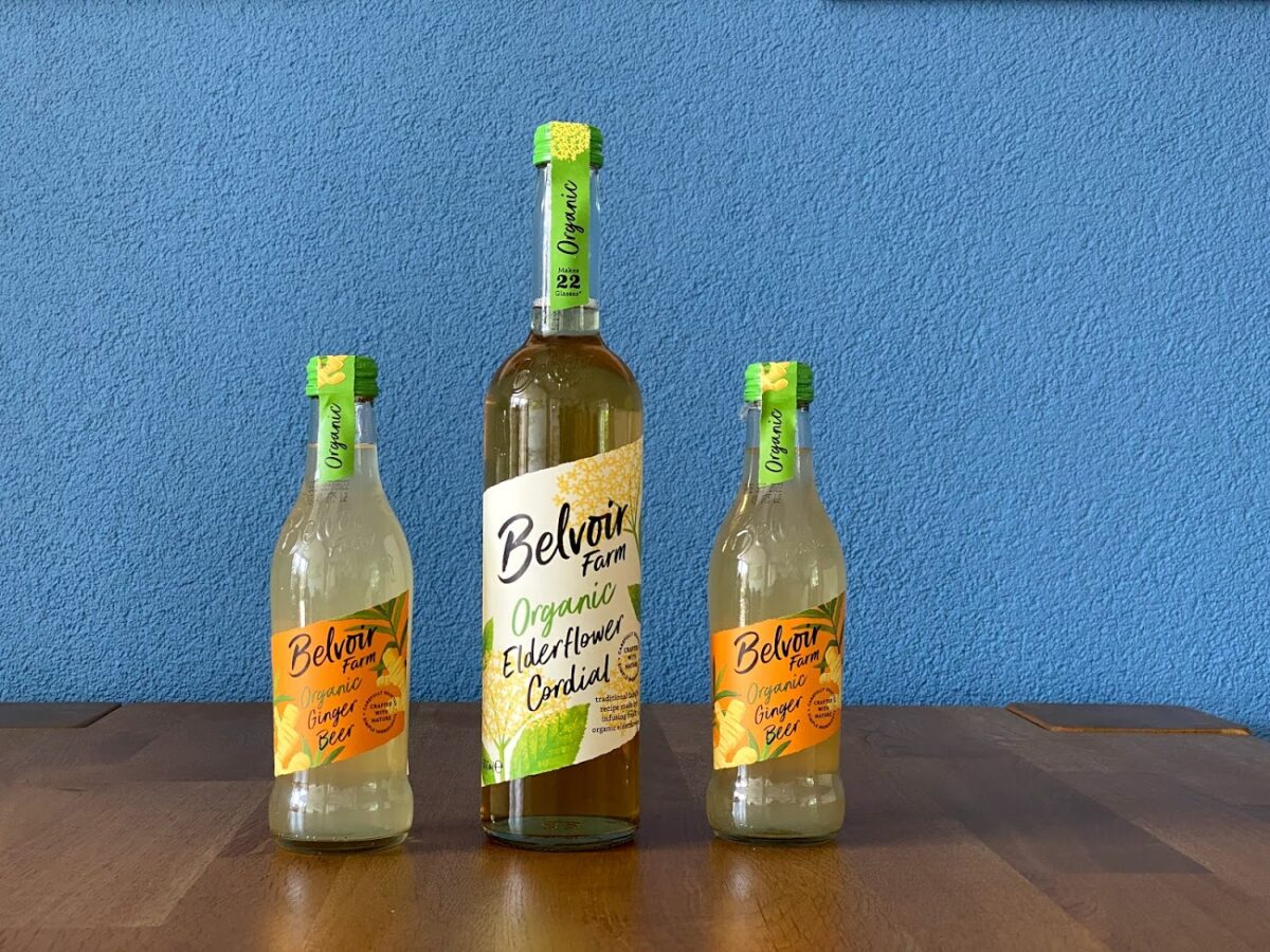 belvoir farm flessen