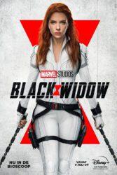 black widow filmposter