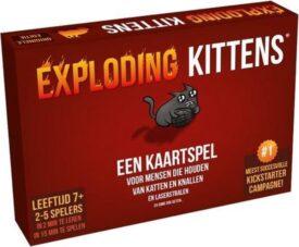 exploding kittens packshot