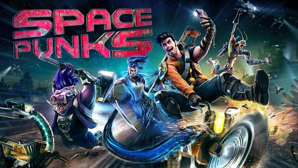 space puncks