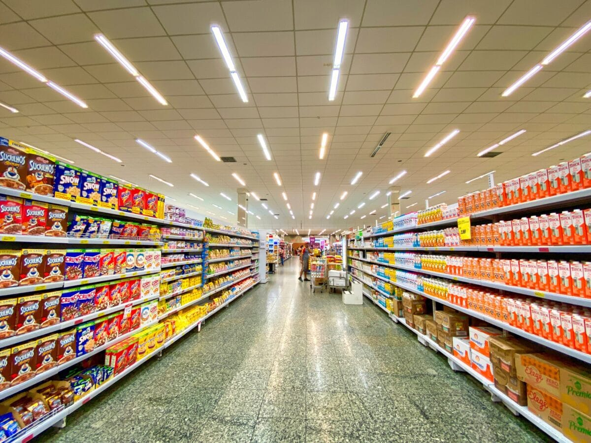 winkel supermarkt