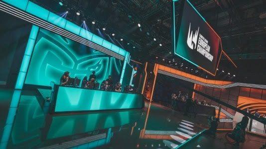 League of Legends 2021 finale