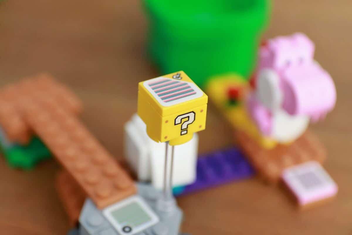 LEGO Super mario luigi recensie 3