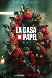 La Casa De Papel deel 5 poster