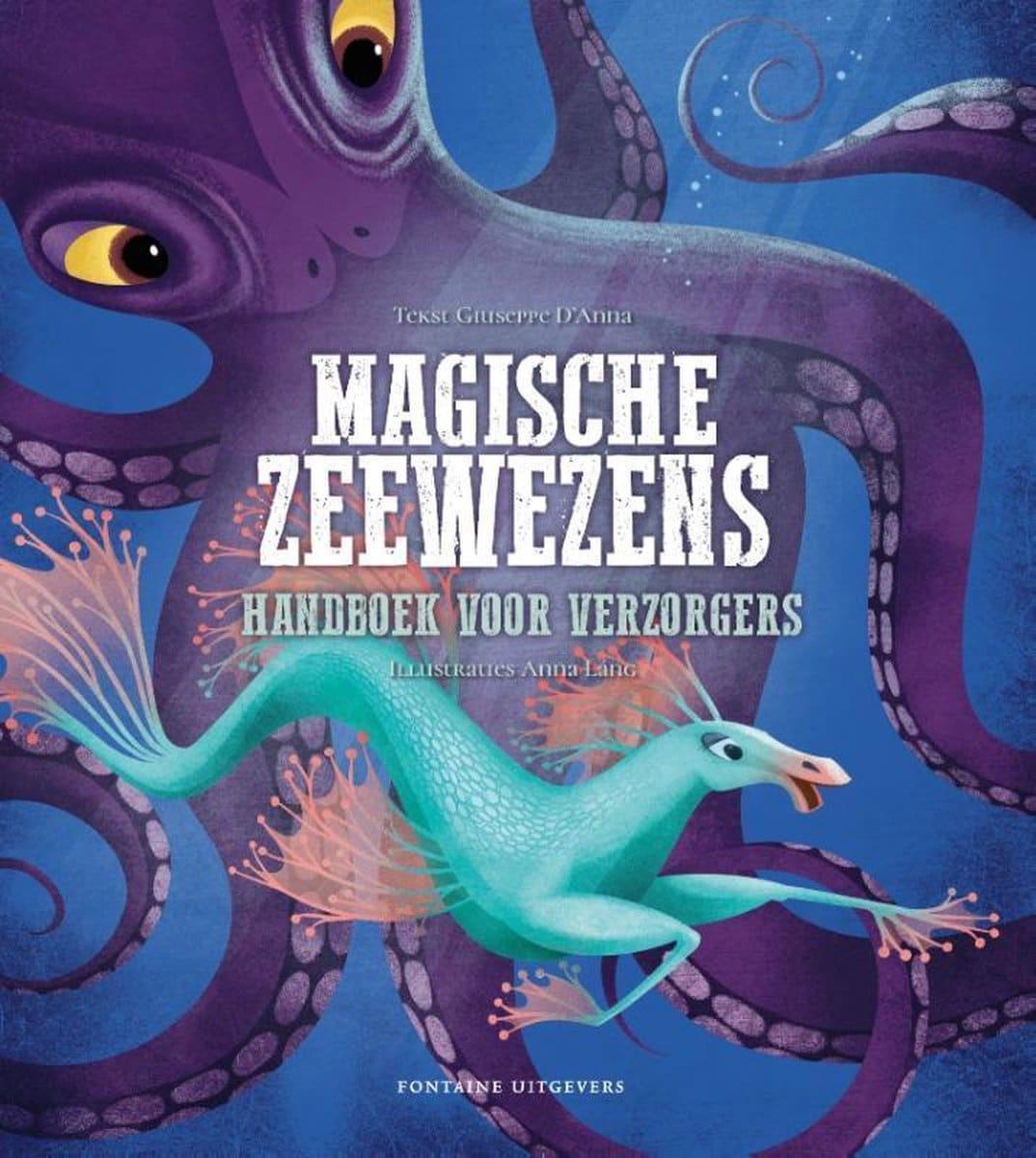Magische zeewezens - handboek voor verzorgers
