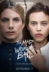 The Mad Womens Ball poster