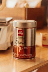 illy koffiepot