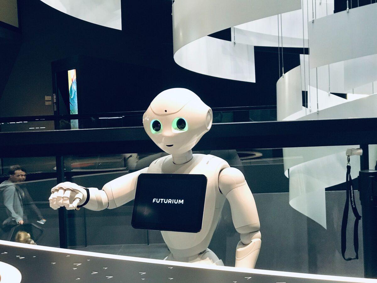 robot menselijk