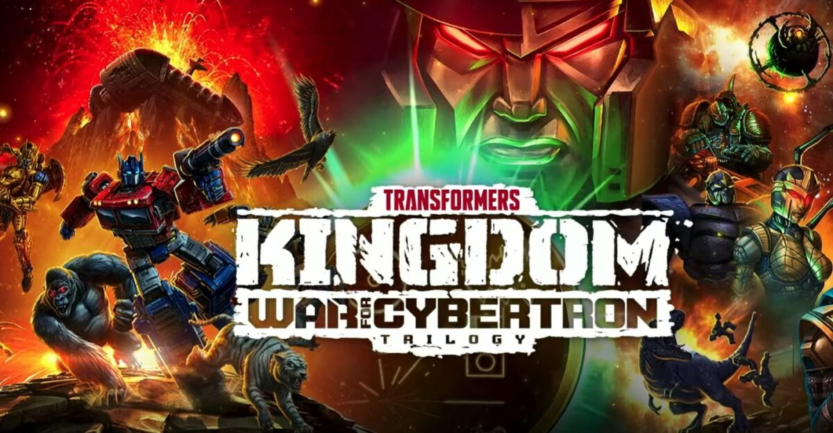 transformers war for cybertron kingdom review