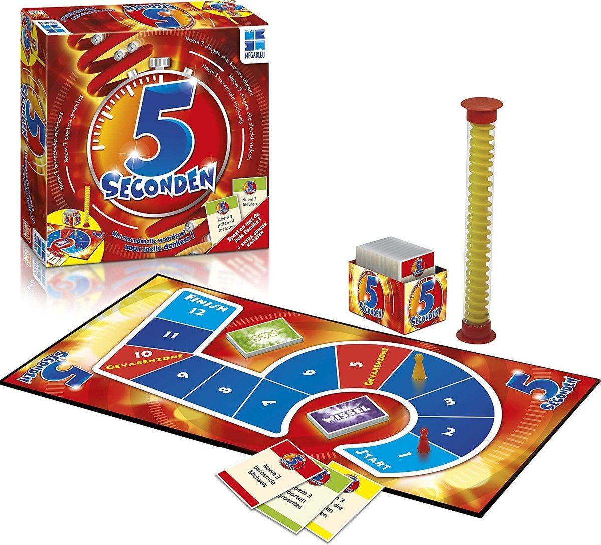 5 seconden partyspel