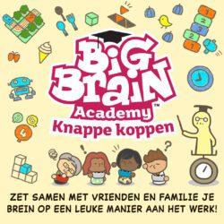 Big Brain Academy Knappe Koppen