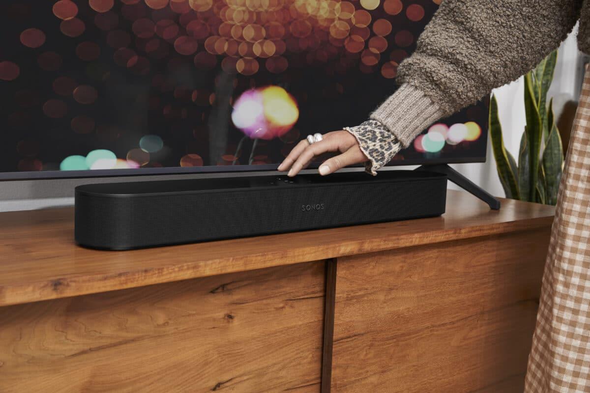 Bravo Black Sonos Beam Gen 2