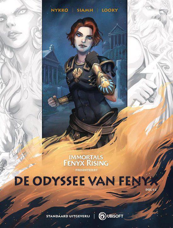 De Odyssee van Fenyx, deel 1