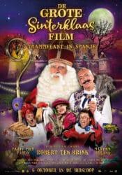 De grote sinterklaasfilm trammelant in Spanje