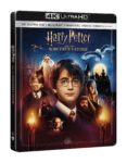 Harry Potter en de steen der wijzen 4K Ultra HD