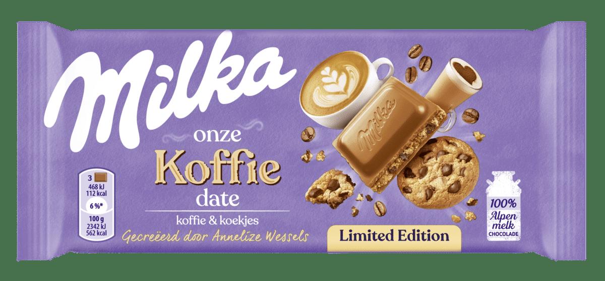 Milka onze koffiedate