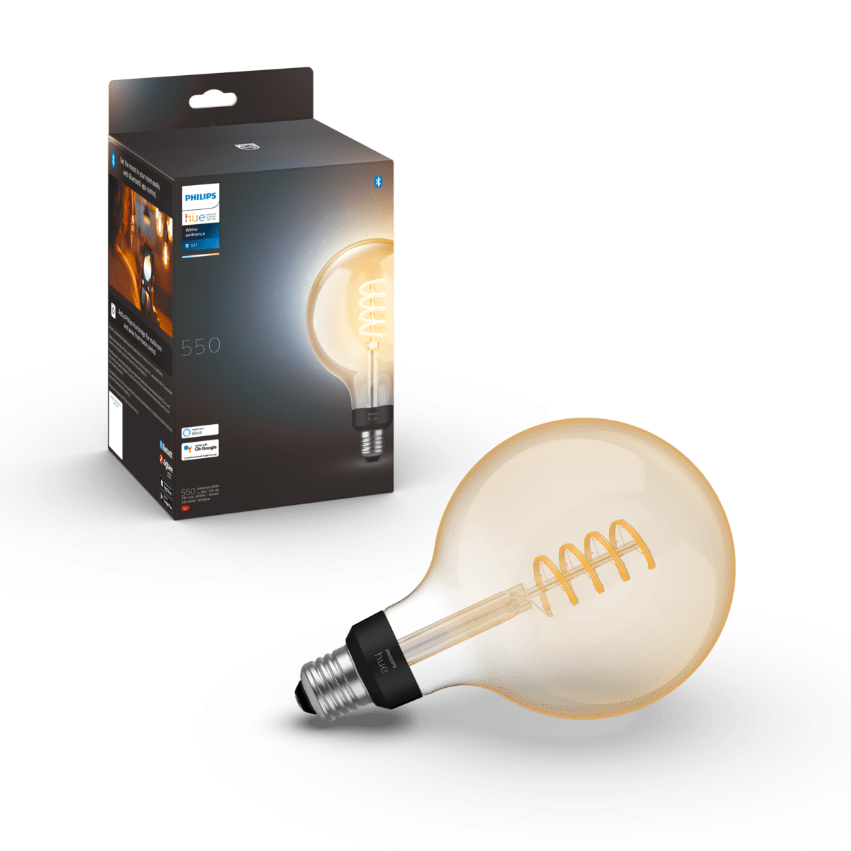 Philips Hue Filament White Ambiance bulb product