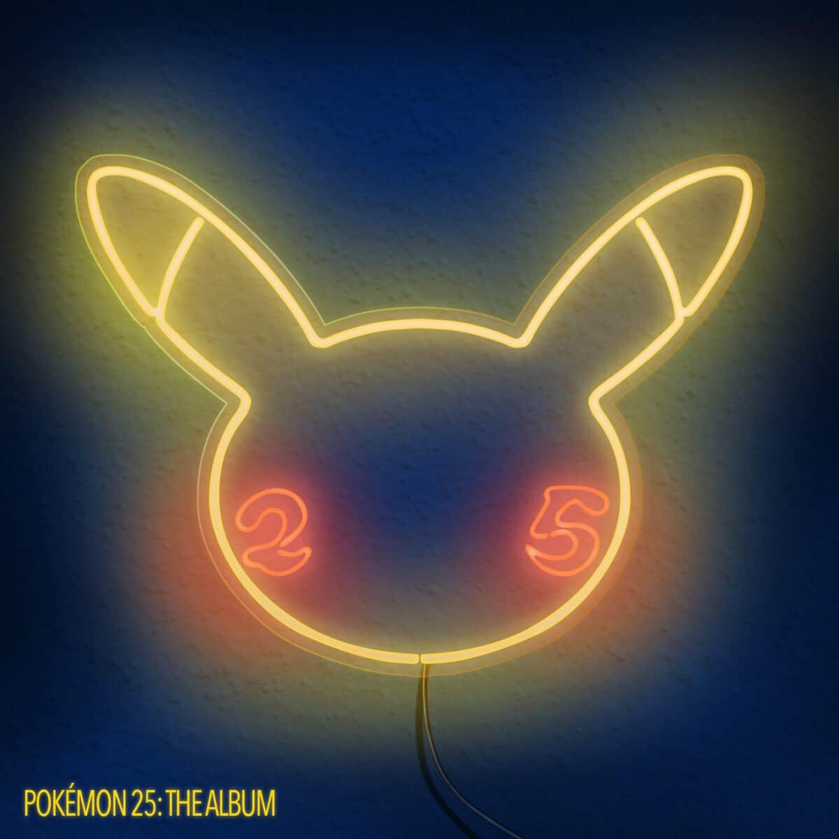 Pokemon P25 Album Artwork FINAL1
