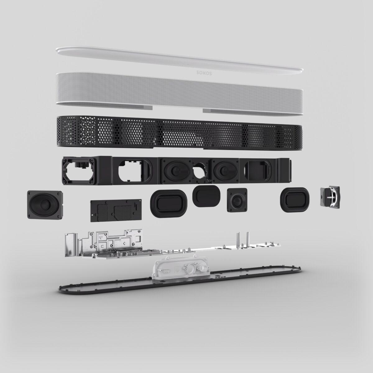 Sonos Beam Gen 2 3