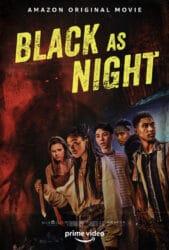 black as night filmposter