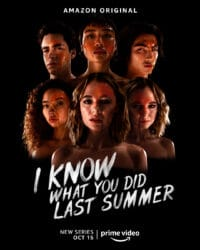 filmposter I Know What You Did Last Summer