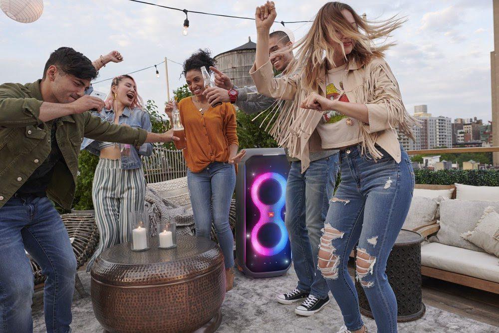 jbl partybox 710 en partybox 110
