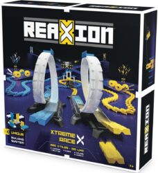 reaxion xtreme race domino