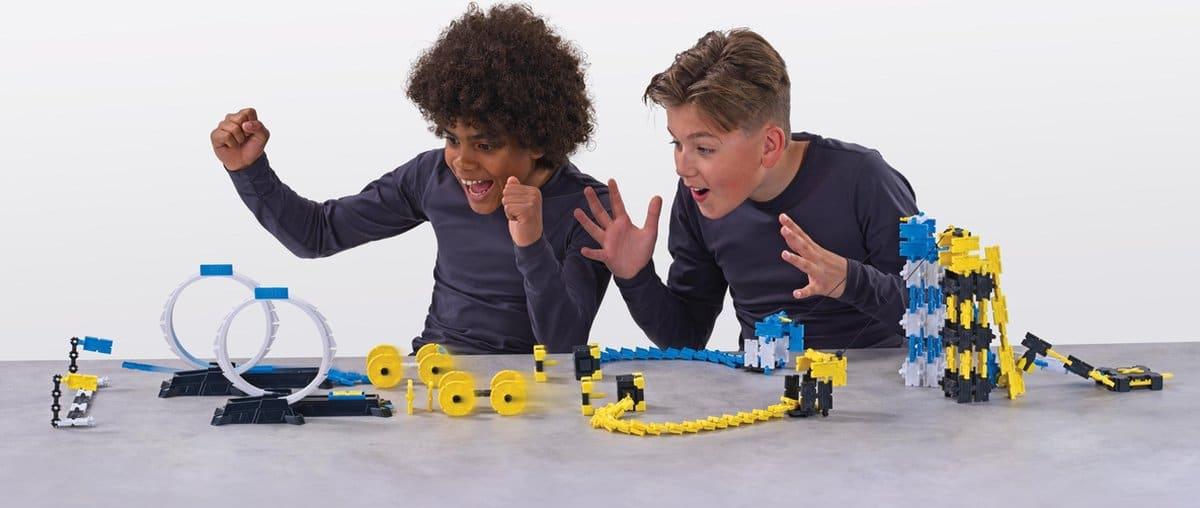 reaxion xtreme race domino kinderen